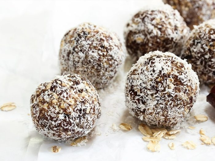 Coconut Covered Morsels Recipe