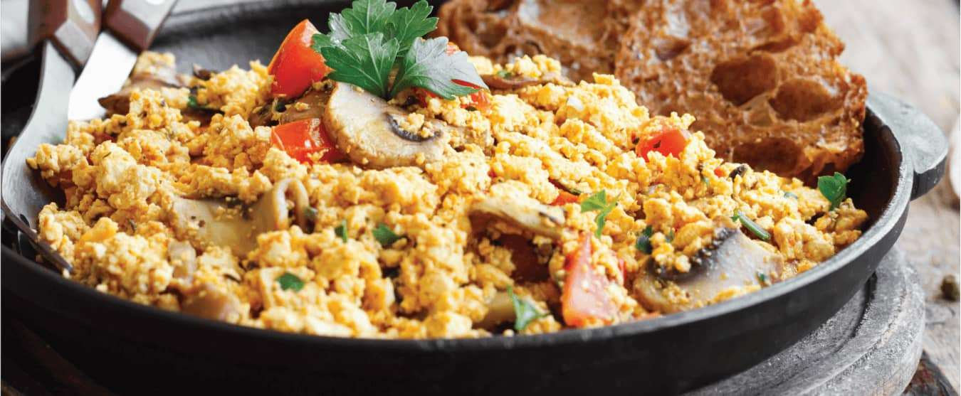 Scrambled Tofu Feature Recipe