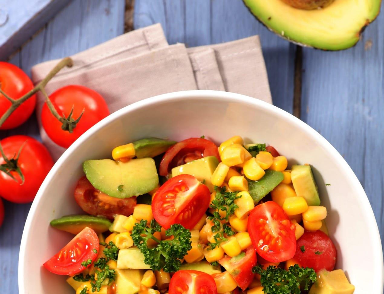 mexican corn and avocado salad recipe