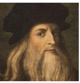 Leonardo Davinci vegetariano