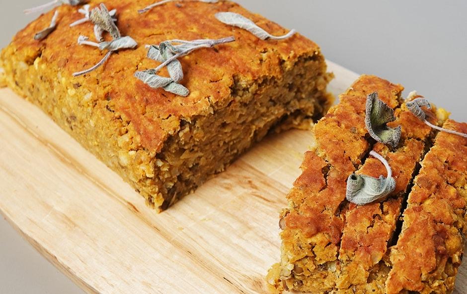 lentil loaf recipe