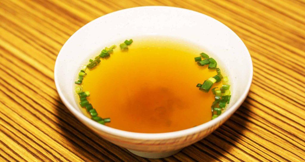 5 Minute Miso Soup Recipe