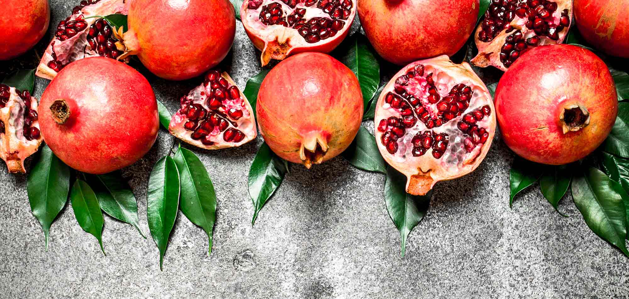 Pomegranate banner article
