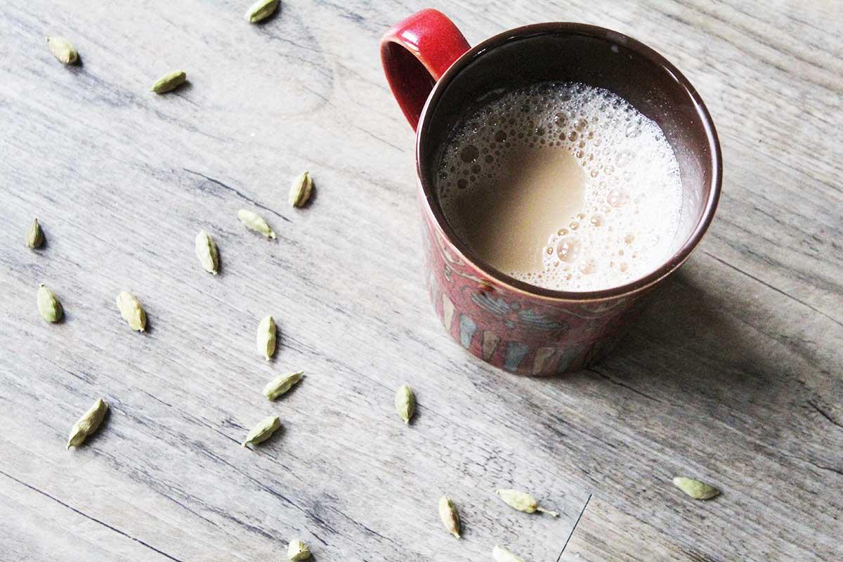 Vegan Chai recipe