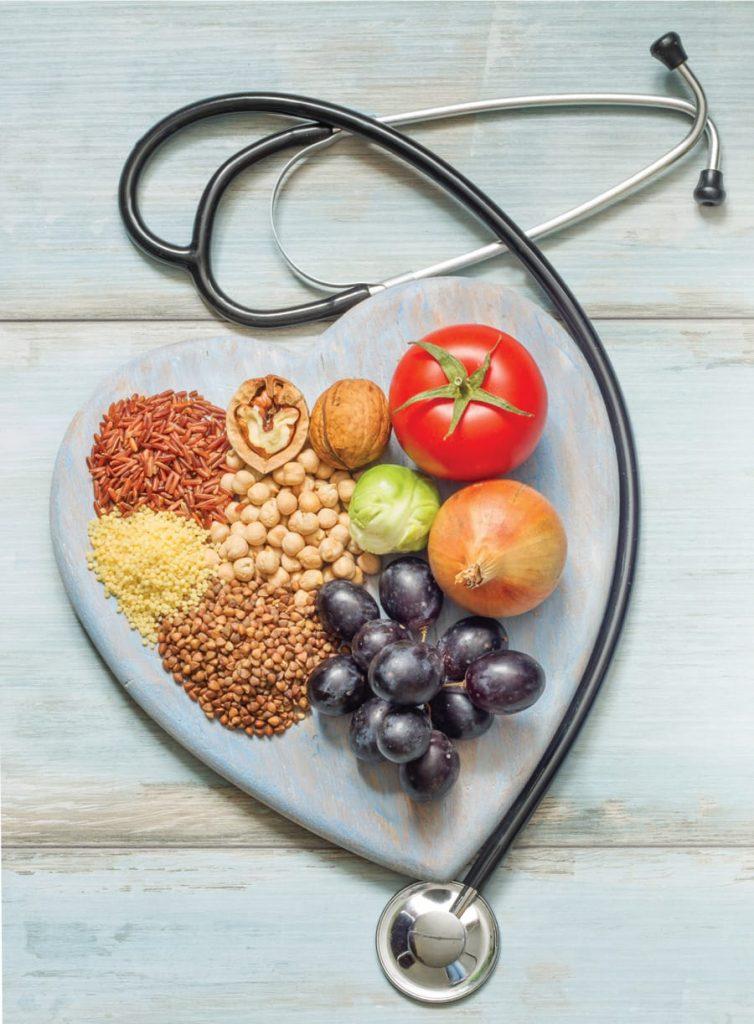 fruits vegan diet