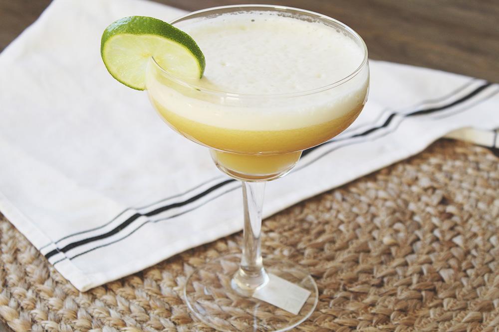 Mai Tai de piña sin alcohol