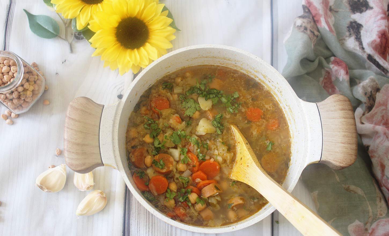 Smoked Country Soup recipe