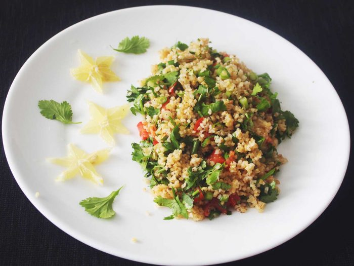 Tabbouli Salad
