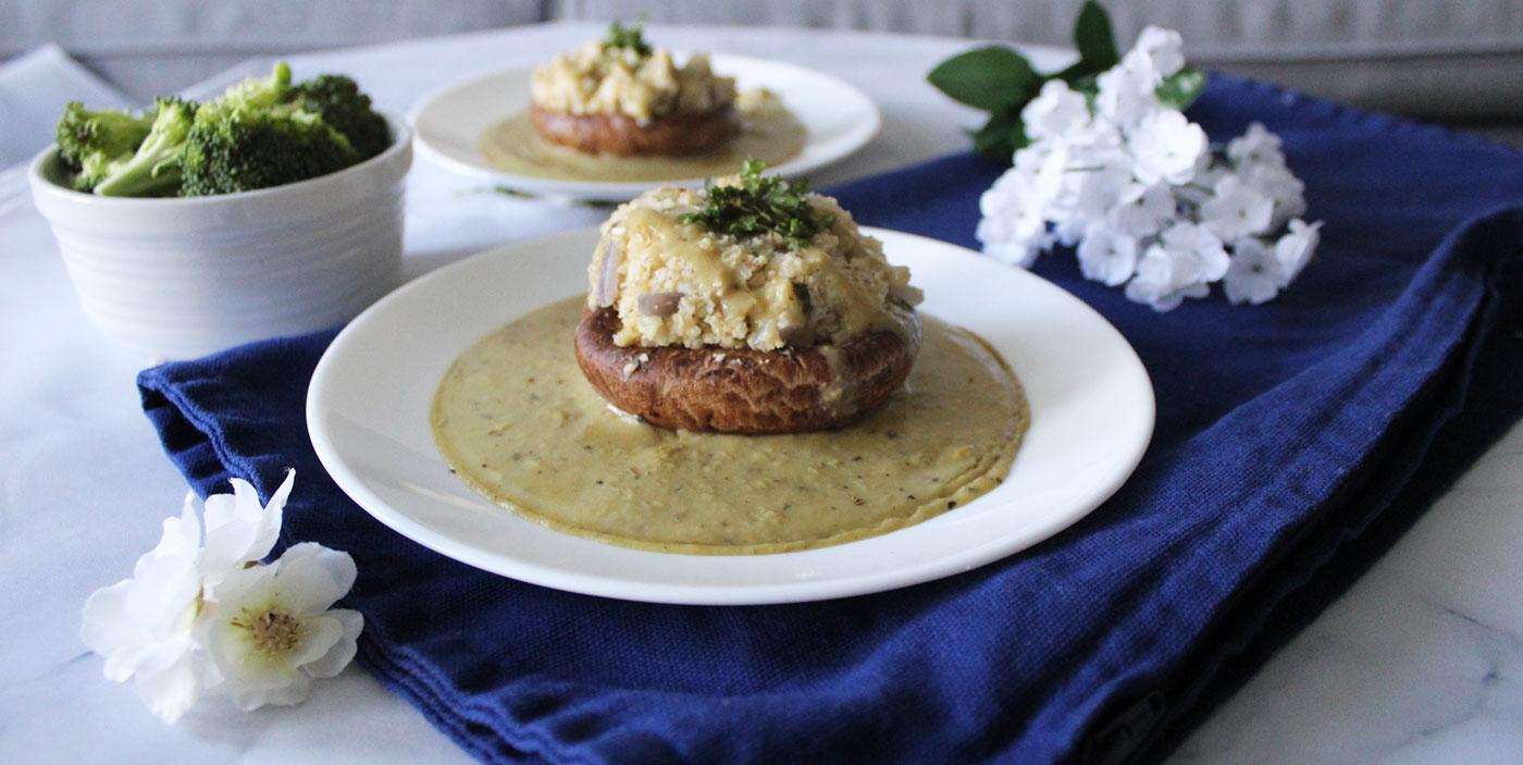Stuffed-Stuffed-Portobello-Mushroom-with-Cauliflower-Hash-and-Brown-Gravy.1