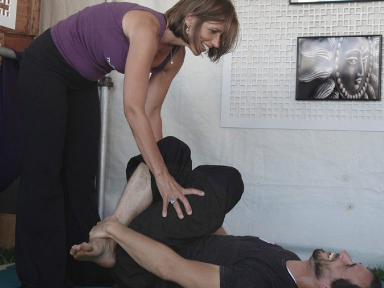 VeggieFest-Yoga