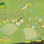 veggie fest map