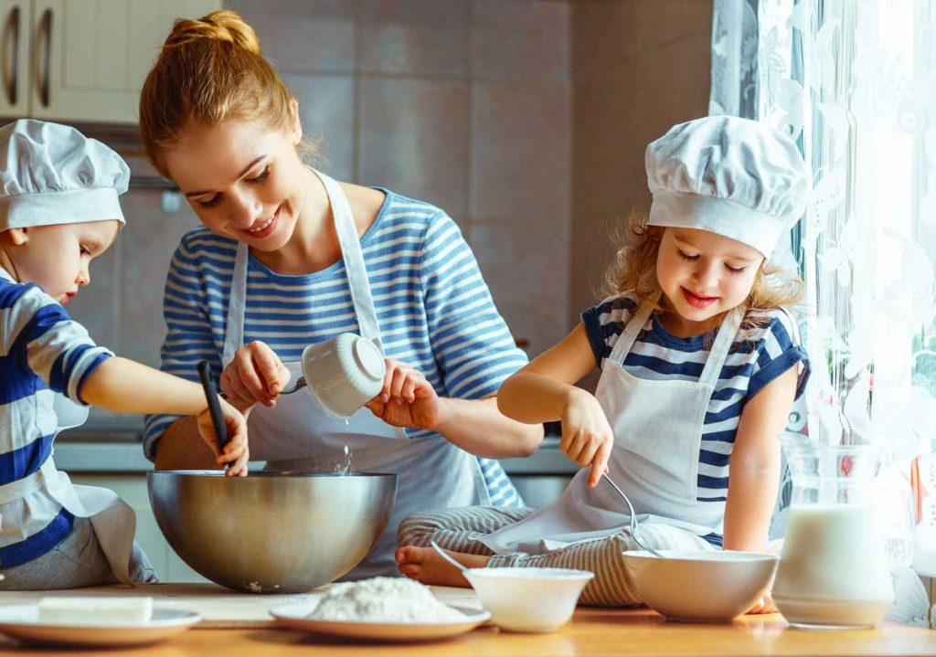 Why Cooking with Your Kids is a Good Idea - Veggie Fest