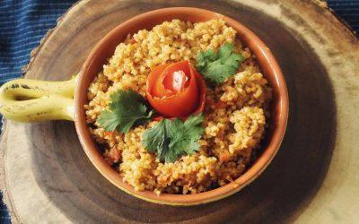 Bulgar PIlaf recipe