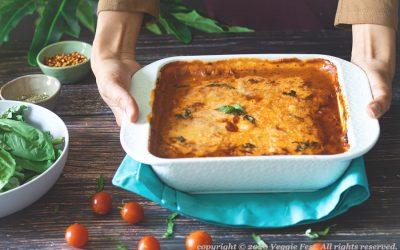 Chef-Gaetan's-Veggie-Lasaña