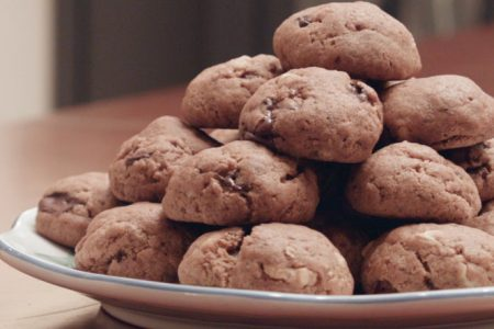 Gluten-Free Chocolate Chunk Cookies Recipe