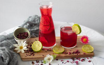 Hibisscus-Iced-Tea