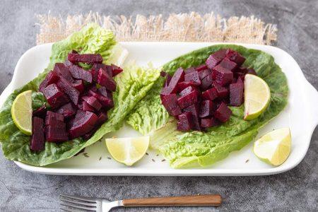 Mediterranean-beet-salad