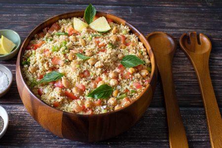 Moroccan-Salad