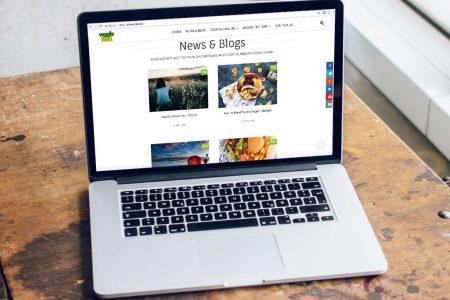 Nuevo sitio web para Veggie Fest 2019