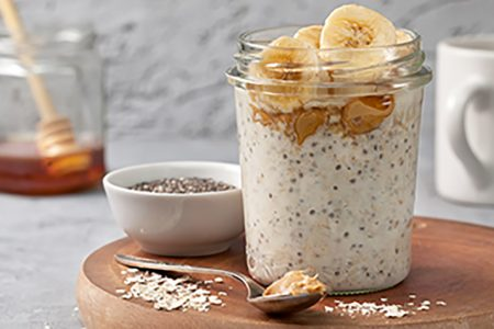Overnight-peanut-butter-Oats