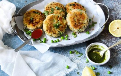 Pea-Cutlet