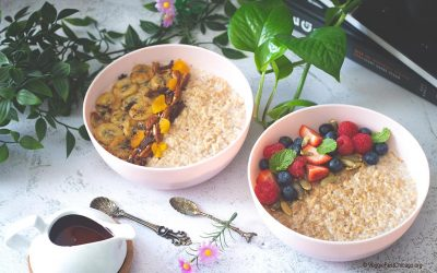 Steel Cut Oats Wb
