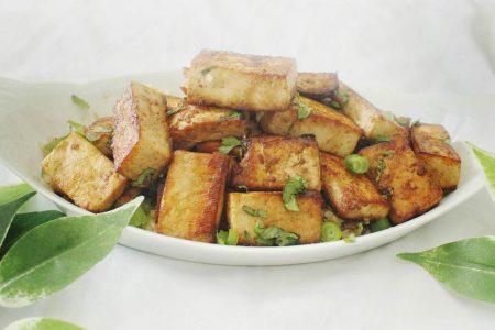 Receta de tofu