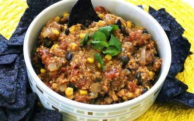 Spicy Chili Recipe