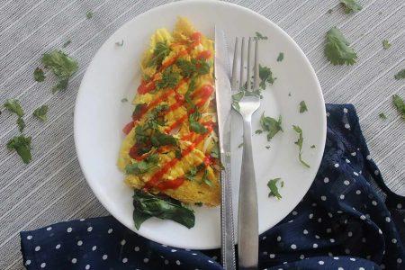 basic omelet recipe
