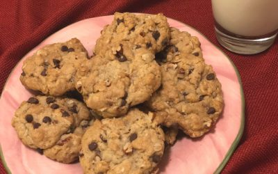 Chocolate Chip Cookies Veggie Fest