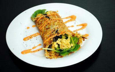 Receta De Tortilla De Patata Eggless