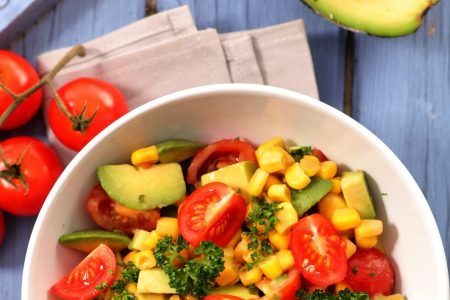 mexican corn and avocado salad recipe