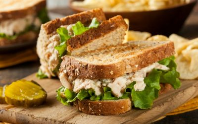 mock tuna salad recipe